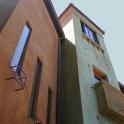 Patina on Concrete / Stucco Wall