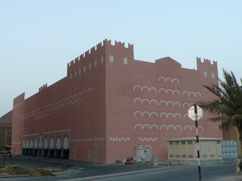 Robotic Parking Building, Ibn Batutta Mall, Dubai